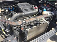 FIAT GRAND PUNTO 2006 LOW MILES ENGINE 1.2L PETROL