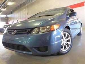 2006 Honda Civic Cpe DX