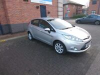 2010, 1.4L Ford Fiesta, Recently serviced