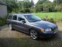 VOLVO V70 2.4 SE Sport D5 Terrific car RARE BARGAIN