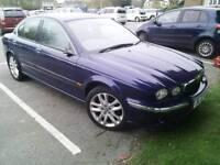 Jaguar x type 2001 spares or repair
