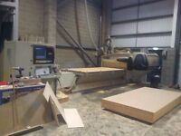 SCM Record 240 CNC Router - Industrial Lots of extras