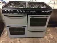 Cooker range Newworld gas 100 cm