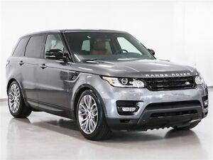 2015 Land Rover Range Rover Sport V8 Supercharged Dynamic CERTIF