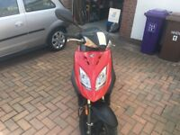 Kymco DJ50S 50cc Moped, Yamaha, Suzuki, triumph, Derbi