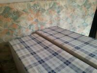 double bed clean condition can deliver