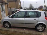 Renault Scenic Automatic 2007 reg £1295 bargain