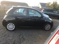 2007 NISSAN MICRA ACTIVE LUXURY DIESEL ONLY 110k MILES WARRANTY not Clio, Ka,Aygo,107