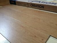 Luxury Vinyl Tiles - Gerflor Creation Classic Oak 0260 - 3.34 m2