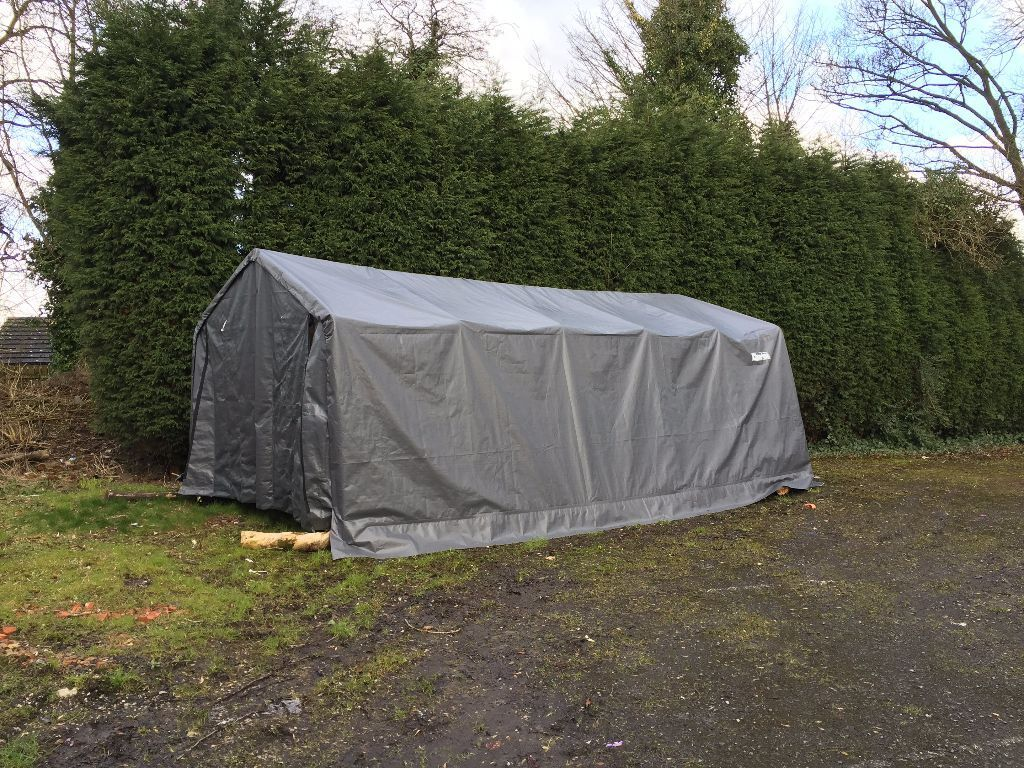 FOR SALE - PORTABLE/POP UP GARAGE | in Standish ...