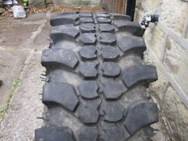 4x4 205/70 R15 OFF ROAD TYRE