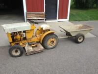 ANTIQUE AND CLASSIC LAWNMOWER