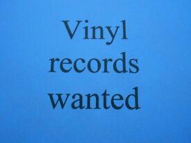 VINYL RECORDS WANTED Rock, Reggae, Punk, Ska, Soul, Blues, 60's 70's Collection Lot Joblot