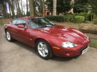 JAGUAR XK8 COUPE 4.0 V8 AUTO EDITION, 12 MONTH MOT, LOW MILEAGE, FULLY LOADED, LOVELY EXAMPLE