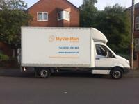 Removals man with a van Manchester