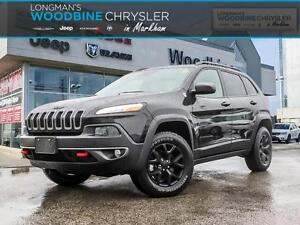 2015 Jeep Cherokee TECHNOLOGY PACKAGE!!!