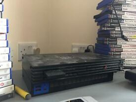 Ps2 with 20+ games