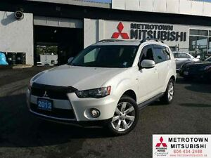 2012 Mitsubishi Outlander LS 4WD; Local, No accidents