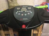 Jtx 5000xl vibration plate.