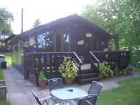 HOLIDAY LODGE FOR SALE TWO DOUBLE BEDROOMS