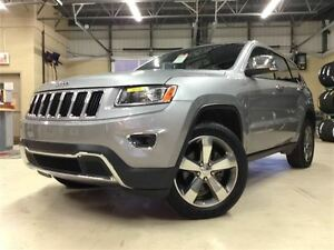 2015 Jeep Grand Cherokee LIMITED.CUIR.GPS.TOIT OUVRANT.SIÈGES CH