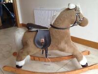 Kids children's rocking horse