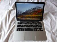 Apple MacBook Pro A1502 - Mid 2014 - 128gb SSD - 8gb Ram