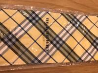 Men's Burberry Tie
