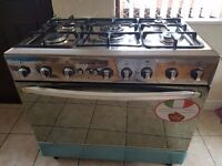 range cooker 90cm brand new