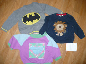 Bundle of 28 clothes for boy 6-9mths/ 6-9 mths. In very good and good condition.