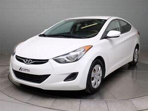 2013 Hyundai Elantra A\C