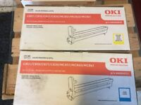 Oki printer image drum cartridge