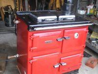 range rayburn stove cooker