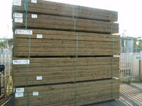 decking 32 x 100 x 3.6 met treated at trade prices only £1 met + vat