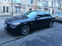 BMW 520D 6speed manual very clean