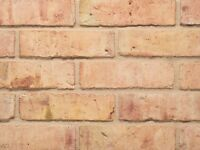 London Yellow Multi Brick | Smooth Style | Genuine Handmade Clay | PACK OF 10