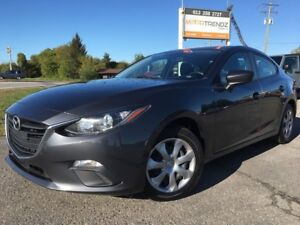 2014 Mazda Mazda3 GX-SKY Automatic with Air, Cruise, Bluetoot...