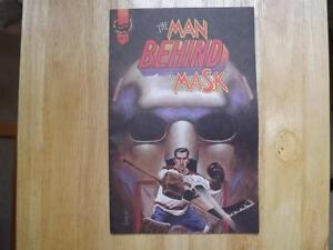 "FS: (Jacques Plante) ""The Man Behind The Mask"" 'Promo' Comic"