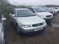 DIESEL AUDI A3 WITH FULL SERVICE HISTORY JUST BEEN SERVICED 11 mths mot nice clean car came in px
