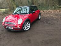 GORGEOUS MINI COOPER (Automatic) with SUNROOF