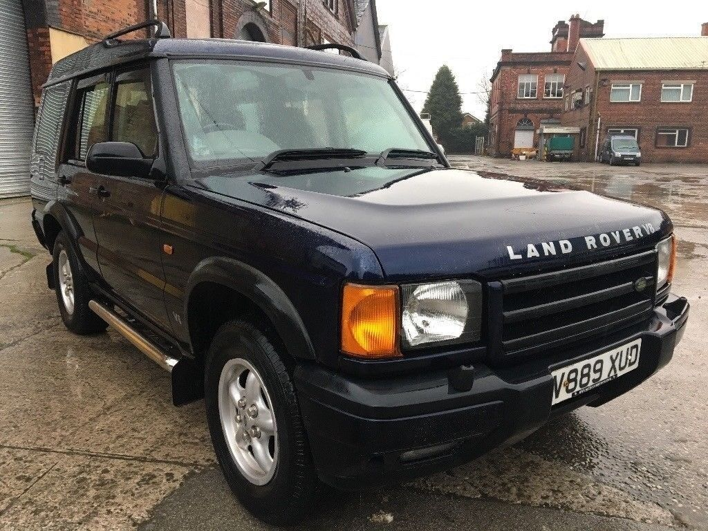 2000 land rover discovery 2 gs 3 9 v8 automatic petrol lpg 4x4 7 seater p x to clear in. Black Bedroom Furniture Sets. Home Design Ideas