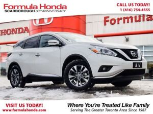 2017 Nissan Murano SL $100 PETROCAN CARD NEW YEARS SPECIAL!