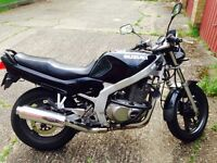 Suzuki GS500 Motorbike
