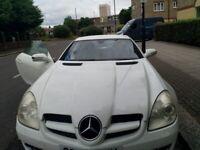 Mercedes-Benz, SLK, Convertible, 2008, Auto, 1796 (cc), 2 doors