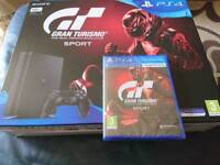 Brand New PlayStation 4 Slim 500gb With Gt Sport