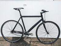 Urban single speed bike / bicylce fixie style coaster brake.