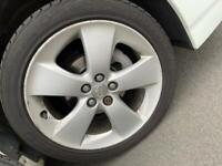 Toyota Prius Alloy Wheels and Tyres (4)