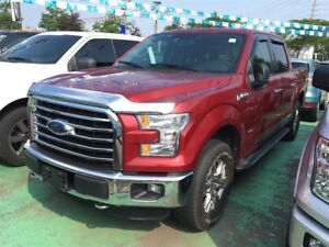 2015 Ford F-150 XTR,LEATHER,REAR CAMERA,TRAILER TOW