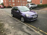 Ford Fiesta freedom 1.2 2006 low mileage excellent condition