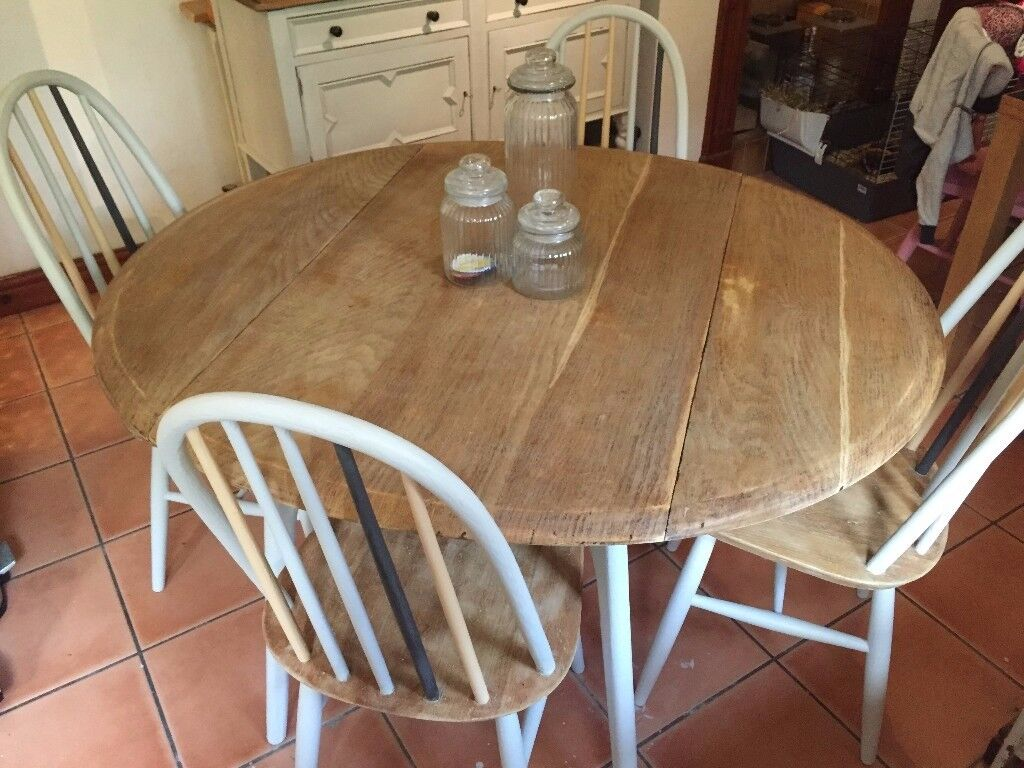 Awesome Ercol Priory Style Dining Table Chairs In Lichfield Download Free Architecture Designs Licukmadebymaigaardcom